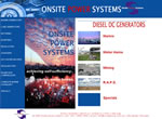 Onsite Power Systems